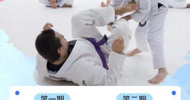 Brazilian Jiu- Jitsu Summer Camp