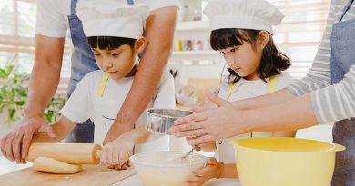 Sweet Aroma Kids Baking Club