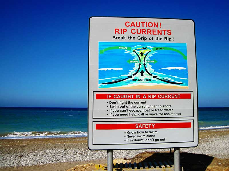 Rip-current