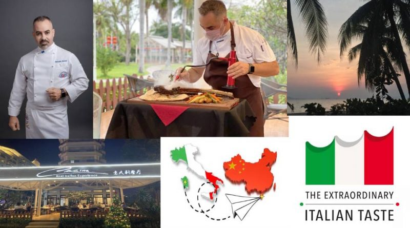 Cucina – Italian Restaurant – Sanya