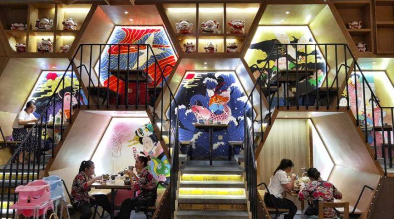 Asakus Japanese Restaurant in N park
