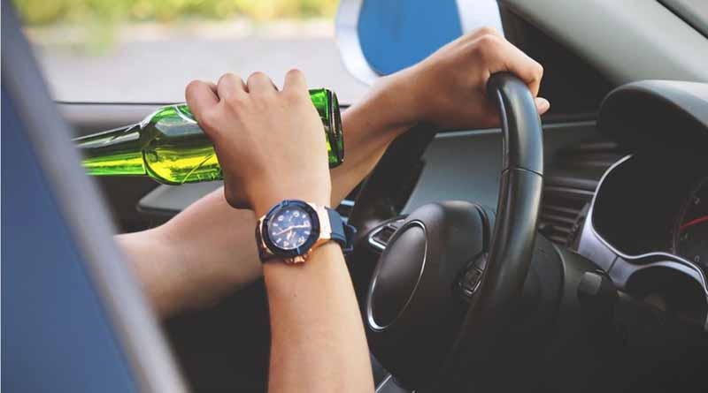 The law on drink driving in China