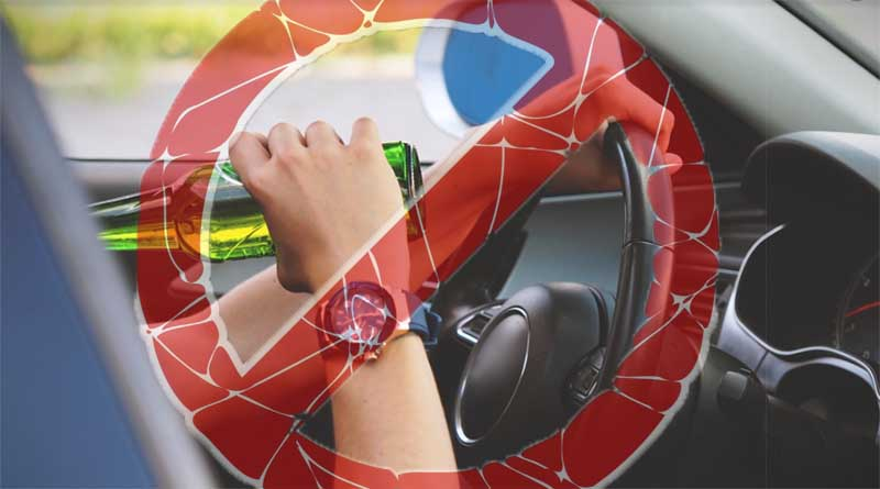 crack down on drink drivers in Haikou