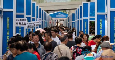 Exhibitions and conferences in Haikou