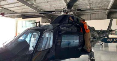 August 10th, a helicopter imported by Hainan Haizhi General Aviation Co., Ltd. successfully cleared and was released at Haikou Port Customs.