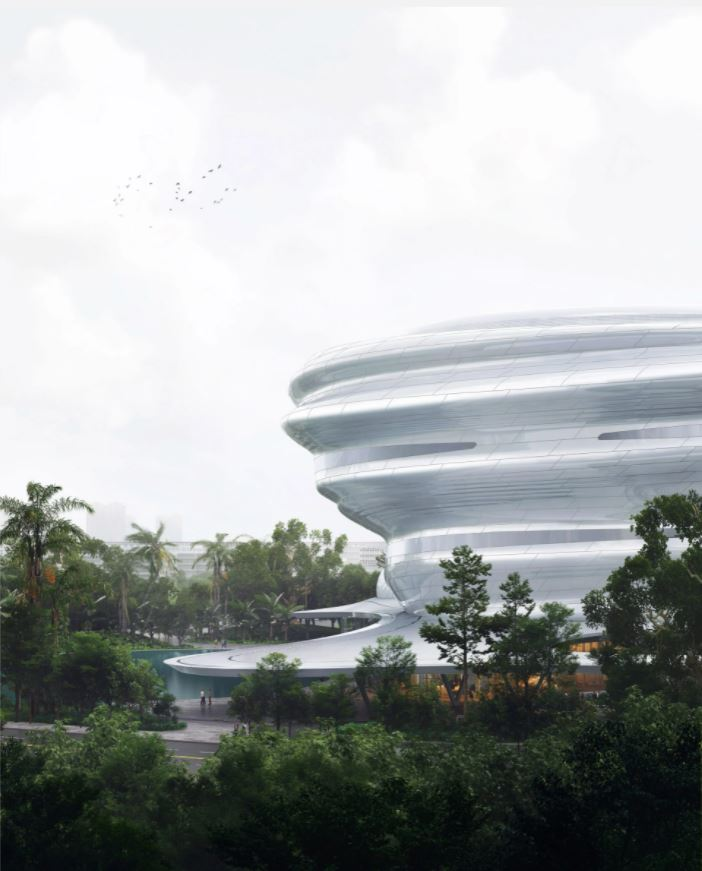 Hainan science and technology museum Haikou 3