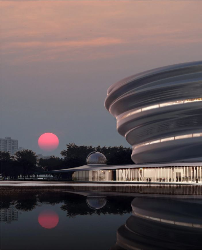 Hainan science and technology museum Haikou 5