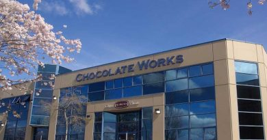 Green Chocolate works lands in the Jiangdong New Area Haikou