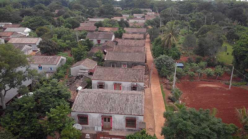 Baoliang Village Fushan