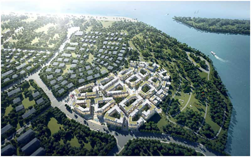 Design-of-Jiangdong-new-area-comprehensive-culture-group-announced-1
