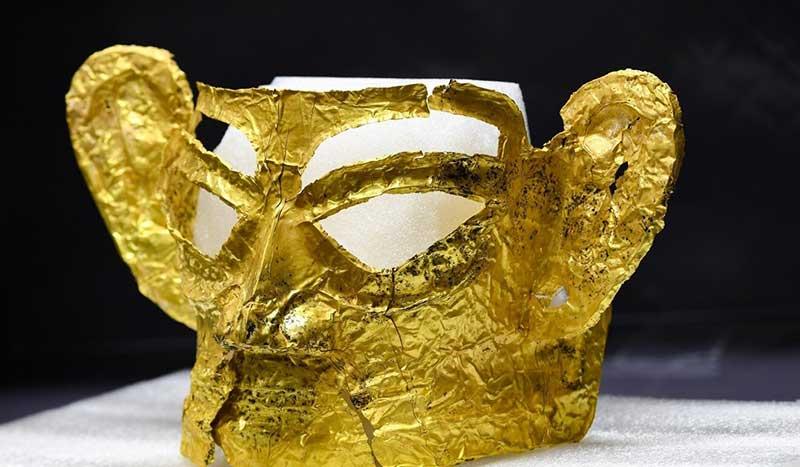 Gold-mask