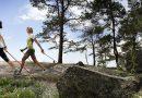 Nordic Walking in Wuzhishan Rainforest