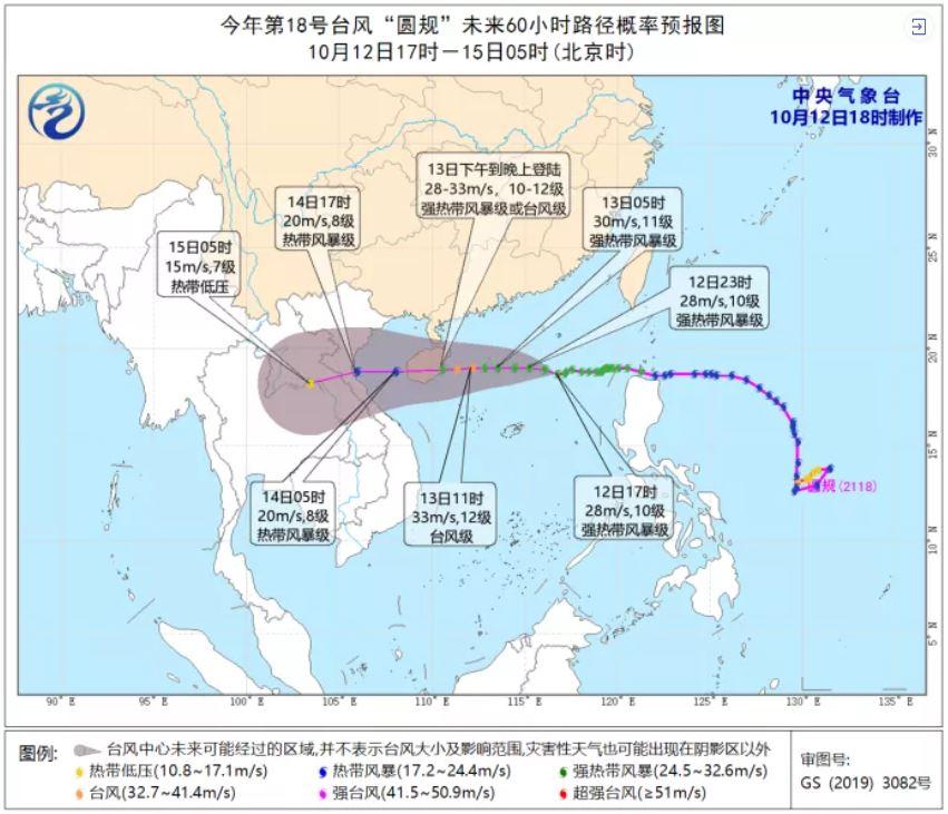 typhooon Kompasu